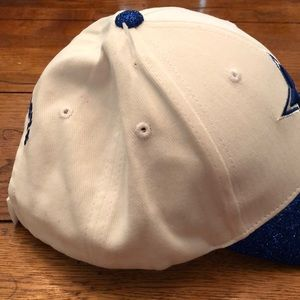 NFL Accessories - DALLAS COWBOYS WOMENS BLING HAT